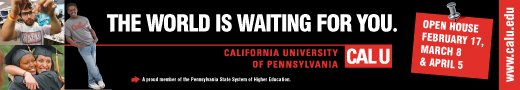 CAL U: Open House Registration
