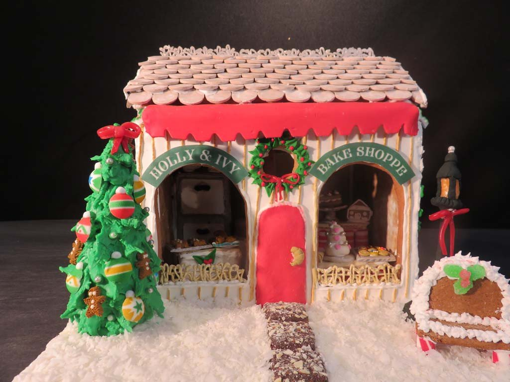 2016 gingerbread house display amp competition ppg place